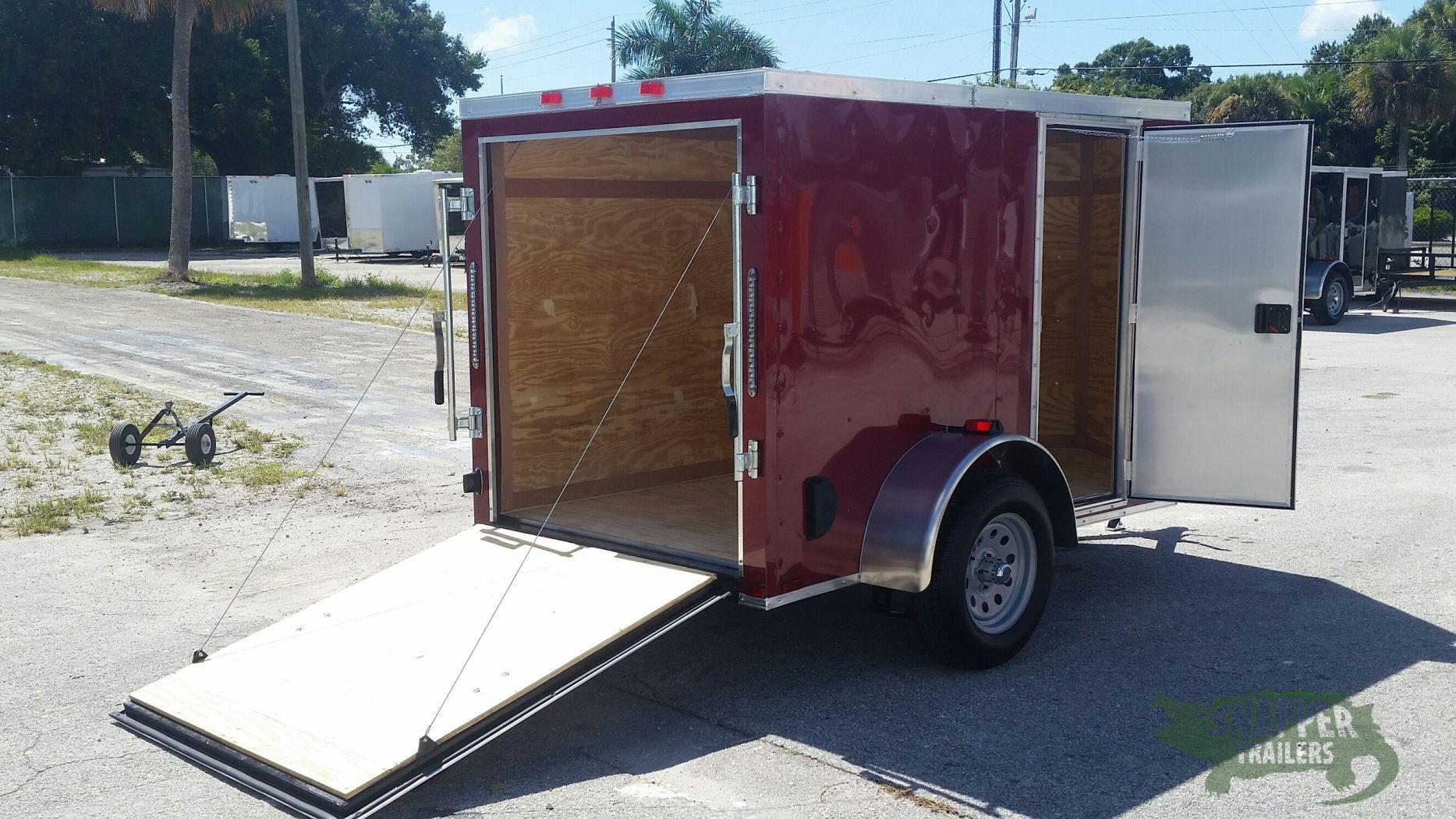 Side Door Tractor Trailer : Sa trailer brandywine ramp side door vents