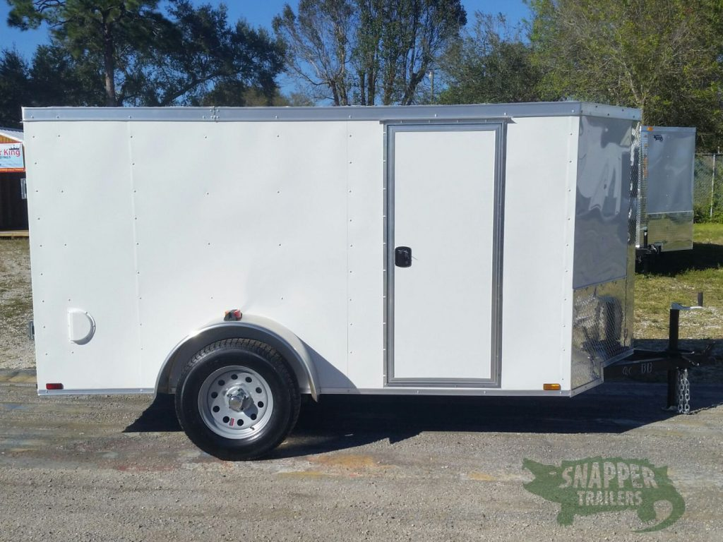 BQ_5x10SAL_Wh_DD_RV_Side_Vents_Right 1024x768 enclosed trailer sales tampa ft pierce bushnell fayetteville 6X10 Enclosed Trailer at crackthecode.co