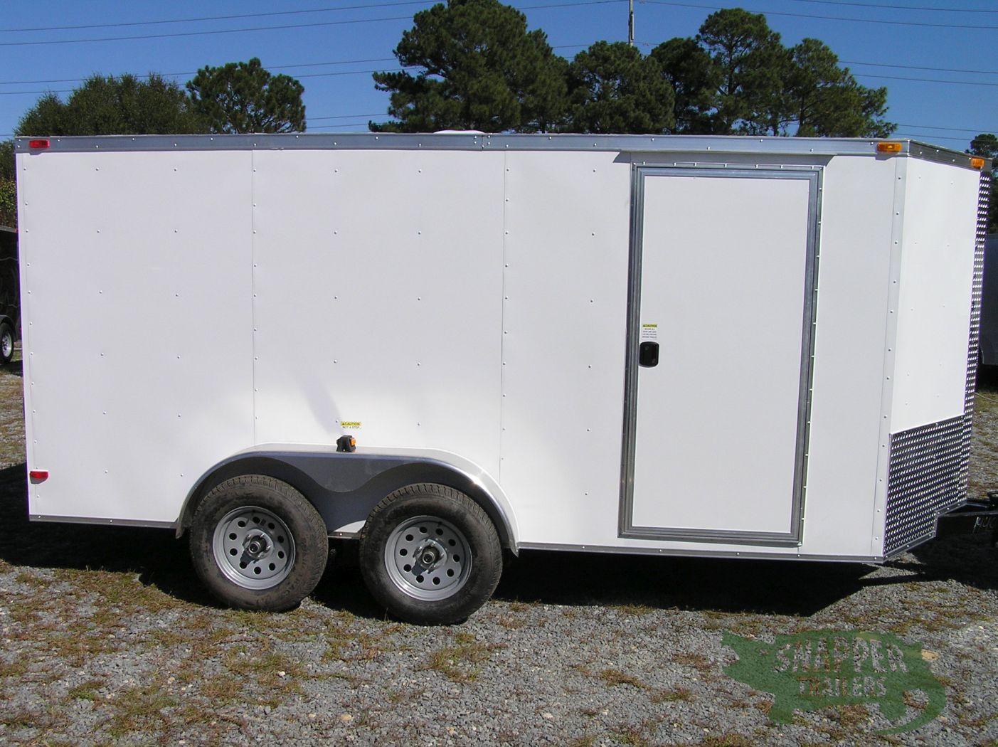 Snapper Enclosed Trailers Tampa Ft Pierce Bushnell Autos