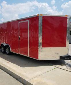 BS 8.5x20TA2L Red R RV Options 28974 Front Right