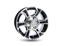 Summit 6 lug black