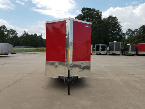 BQ 6x12SAL Red R RV Options 4752 Front