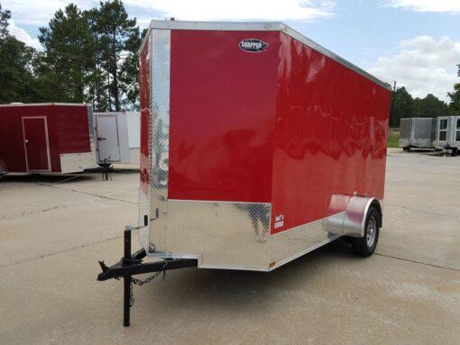 BQ 6x12SAL Red R RV Options 4752 Front Left