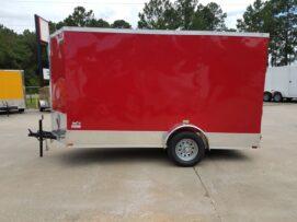 BQ 6x12SAL Red R RV Options 4752 Left