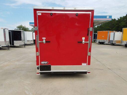 BQ 6x12SAL Red R RV Options 4752 Rear