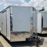 BQ 8.5x20TA3L Wh R RV Upg To 48in Side Door Front Right