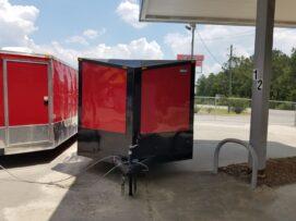 BS 8.5x24TA3L Red R RV Options 29085 Front